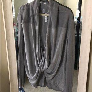 Lululemon sweater wrap